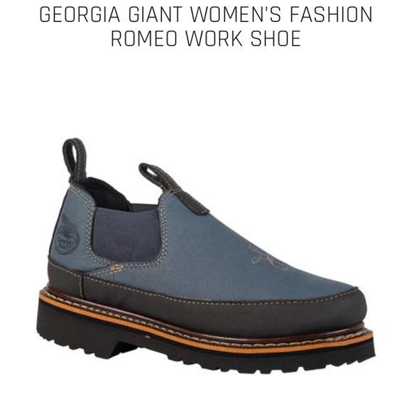56ea29243a8 Georgia Boot Shoes - Georgia Giant Women s Romeo Work Boots